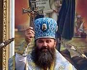 Патриаршее поздравление архиепископу Саранскому Варсонофию с 30-летием служения в священном сане